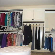 Traditional Closet New House