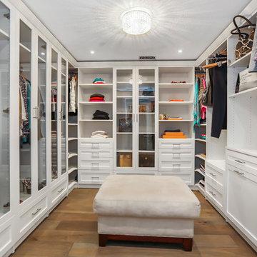 Newport Coast - Custom Closet