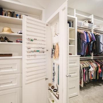 Nichols Hills Master Bedroom, Bath & Closet Remodel