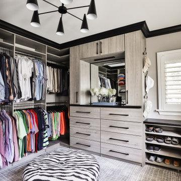 Nick's Dressing Suite