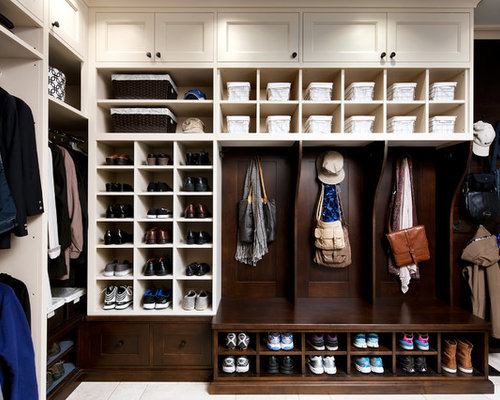 Custom Mud Room Cabinets & Home Storage Systems in DC | Closet America