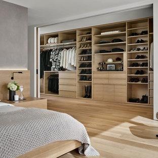Closet - modern closet idea in San Francisco