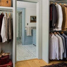 Traditional Closet by Carpenter & MacNeille