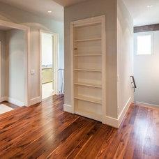 Contemporary Closet by Winfrey Design Build