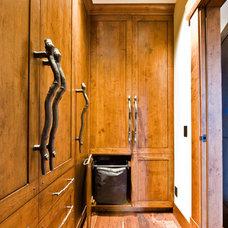 Contemporary Closet by Sticks and Stones Design Group Inc