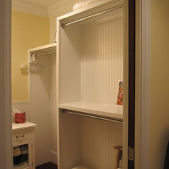 traditional closet by Monique Jacqueline Design