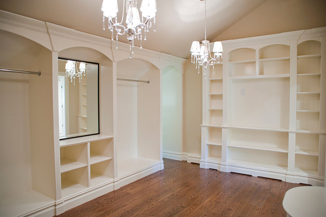 Traditional Closet by Michelle Winick Design