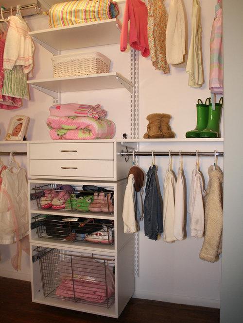 Kids Closet Organizer Houzz