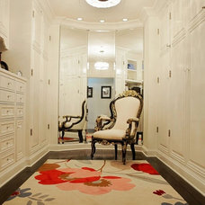 Contemporary Closet by Phase Two Designs