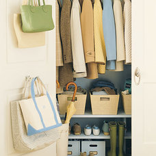 Traditional Closet by Organize Don't Agonize