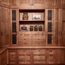 Southwestern Closet by Harvest House Craftsmen