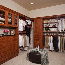 Traditional Closet by Closet Trends