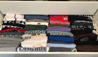 Pacific Heights Closet Build and Organization