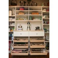 Traditional Closet Pantry