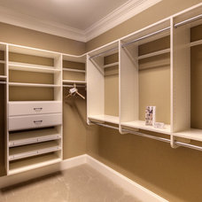 Traditional Closet by Ethics Construction Company, LLC