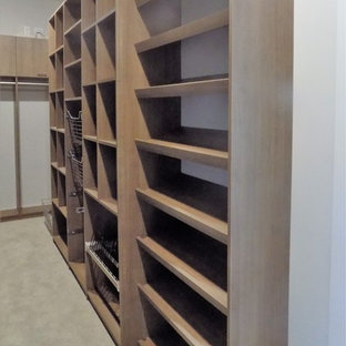 Parkwood First Floor Master Closet, Long and Narrow