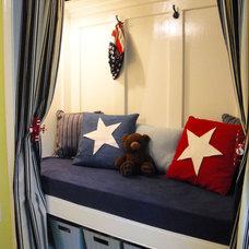 Traditional Closet by Brittany (aka Pretty Handy Girl)