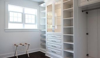 Perfect souhampton custom dressing room - perfect for summer