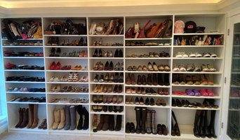 Perfect storage unit for all your shoes.