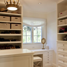 Traditional Closet by Matarozzi Pelsinger Builders