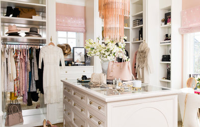 Trending Now: 6 Ideas From the Top New Dream Closets