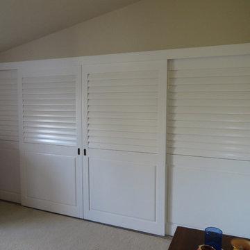 Plantation Shutters & Closet Doors