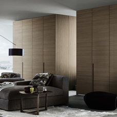Contemporary Closet by Poliform USA