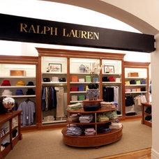 Contemporary Closet Polo Themed Closet