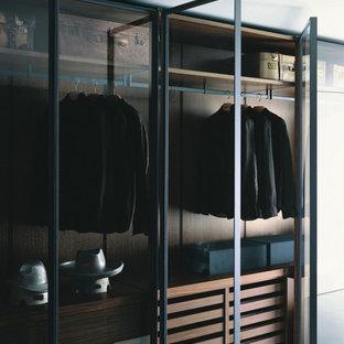 Idee per un armadio o armadio a muro moderno