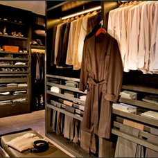 Contemporary Closet by Shawn Penoyer Interiors