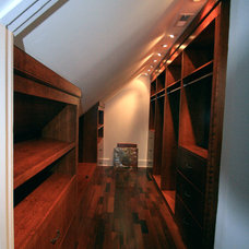 Traditional Closet by Leveille Home Improvement Consultants, Inc.