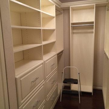 Powell Closet