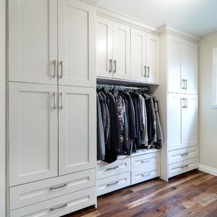 Practical and functional closet Vancouver