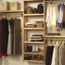 Traditional Closet by Closet Appeal