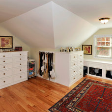 Traditional Closet by Residential Renewal, Inc.