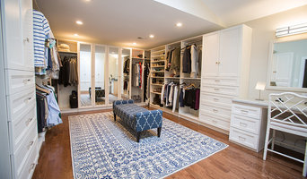 Princeton Junction Master Closet