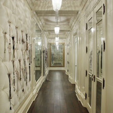 Traditional Closet by The Iron Gate
