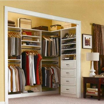 Pro Pictures - Full Closet Organization