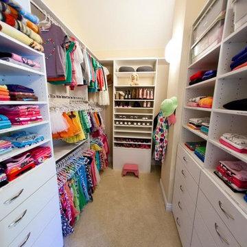 Professional Organizers - Children's Closets & Storage