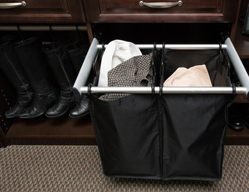 Pull Out Laundry Drawer