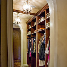 Mediterranean Closet by Ramos Design Build Corporation - Tampa