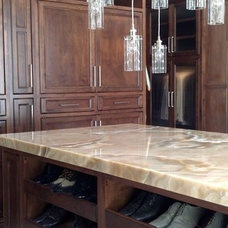 Traditional Closet by Terrell Design & Development
