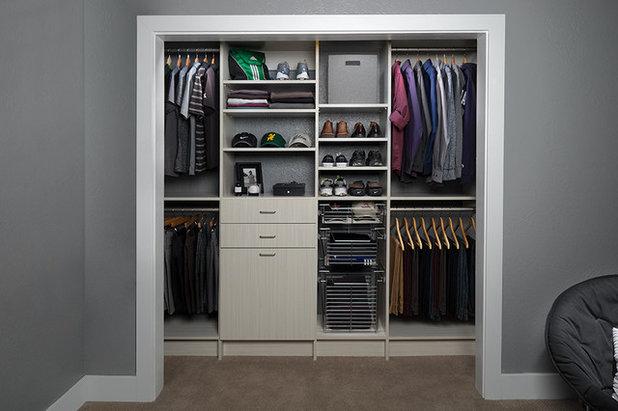 Modern Förvaring & garderob by Home Storage Experts