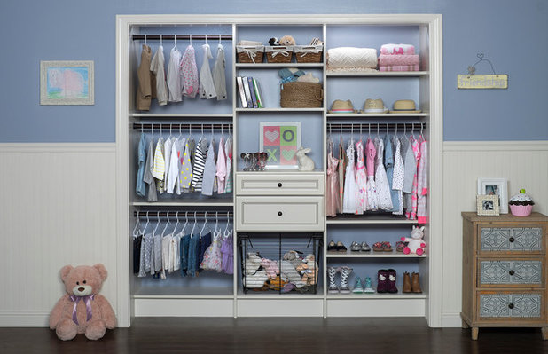 Traditional Closet by Closets of Style