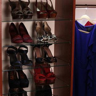 Reach-in closet remodel