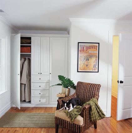 Traditional Closet by transFORM | The Art of Custom Storage