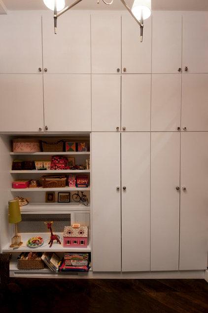 Industrial Closet by Reiko Feng Shui Design