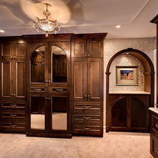 Traditional Closet by Renaissance Design & Renovation