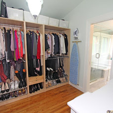 Traditional Closet by Emotional Designs