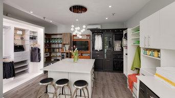 Residential Custom Cabinetry
